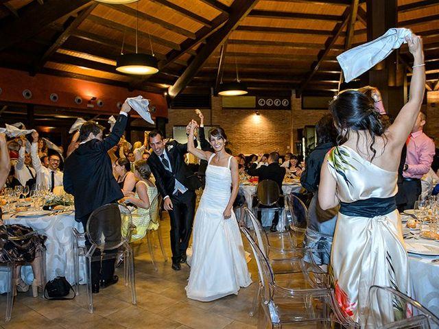 La boda de Juan y María en Cuarte De Huerva, Zaragoza 74
