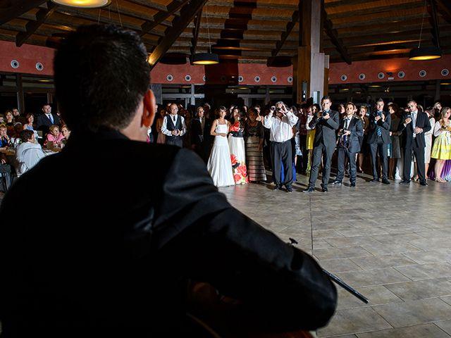 La boda de Juan y María en Cuarte De Huerva, Zaragoza 76