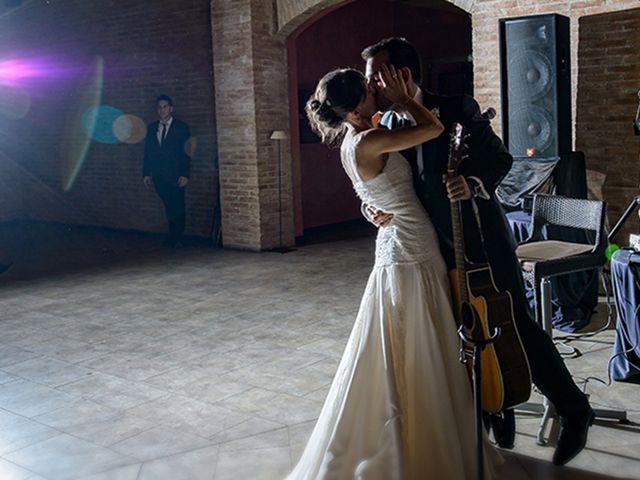 La boda de Juan y María en Cuarte De Huerva, Zaragoza 77