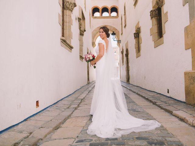 La boda de José Luis y María  en Sitges, Barcelona 2