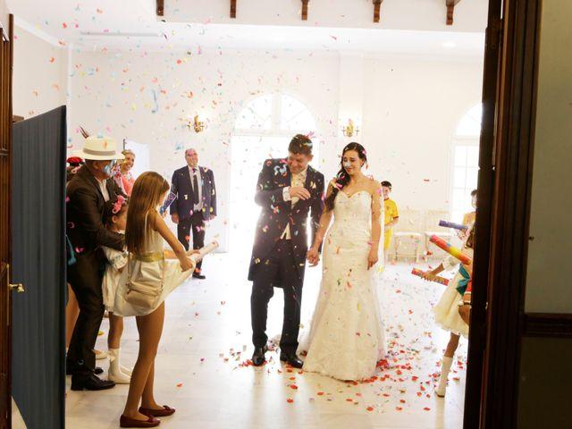 La boda de Jose Antonio y Laura en Sevilla, Sevilla 25