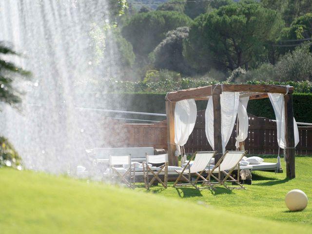 La boda de Marc y Meritxell en Sant Fost De Campsentelles, Barcelona 16