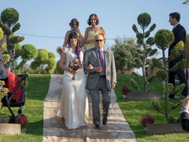 La boda de Marc y Meritxell en Sant Fost De Campsentelles, Barcelona 22