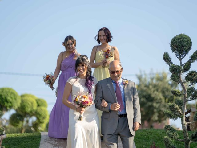 La boda de Marc y Meritxell en Sant Fost De Campsentelles, Barcelona 23