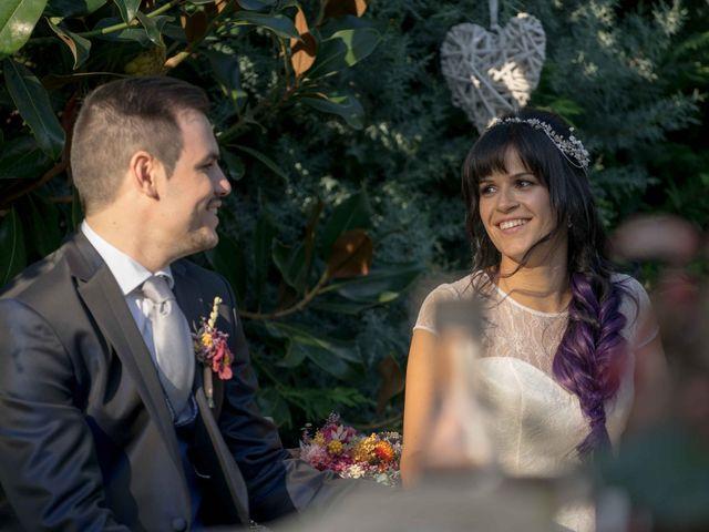 La boda de Marc y Meritxell en Sant Fost De Campsentelles, Barcelona 25