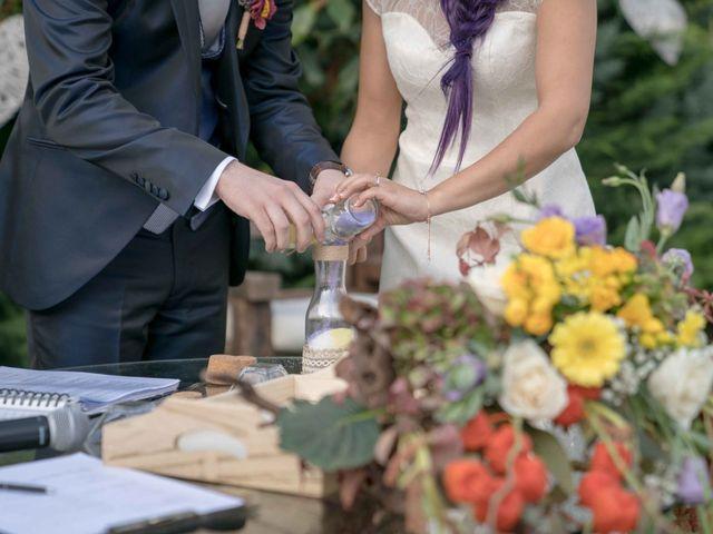 La boda de Marc y Meritxell en Sant Fost De Campsentelles, Barcelona 27