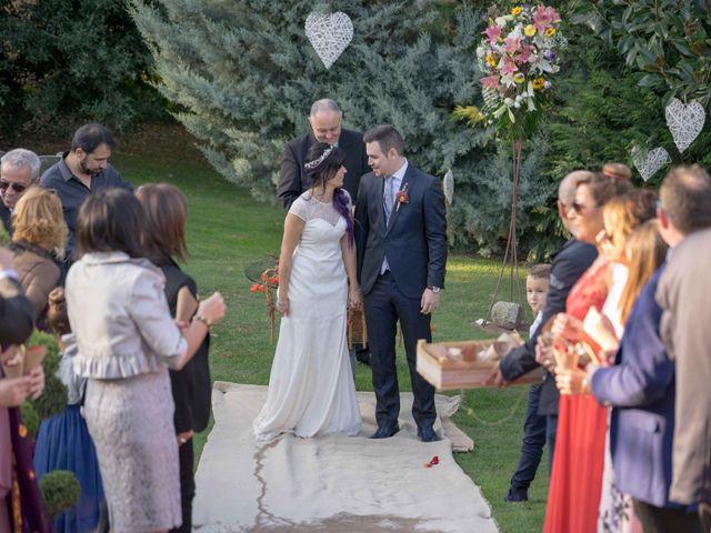 La boda de Marc y Meritxell en Sant Fost De Campsentelles, Barcelona 29