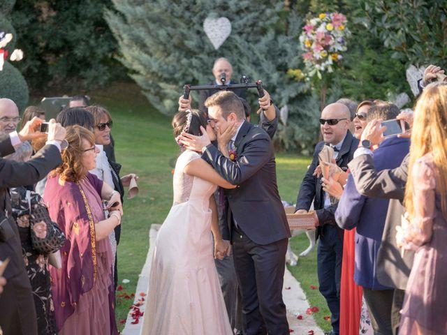 La boda de Marc y Meritxell en Sant Fost De Campsentelles, Barcelona 30