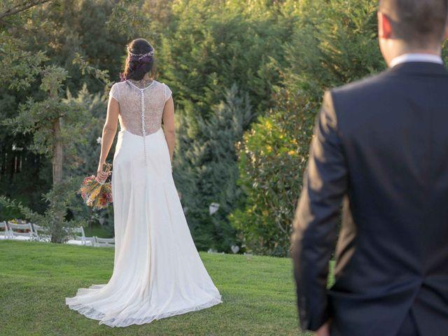 La boda de Marc y Meritxell en Sant Fost De Campsentelles, Barcelona 33