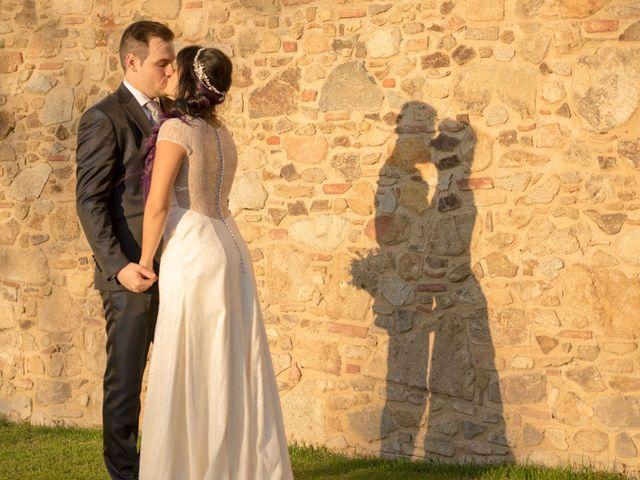 La boda de Meritxell y Marc
