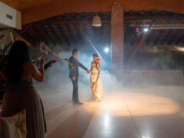 La boda de Marc y Meritxell en Sant Fost De Campsentelles, Barcelona 44