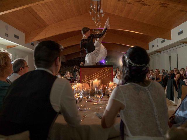 La boda de Marc y Meritxell en Sant Fost De Campsentelles, Barcelona 47