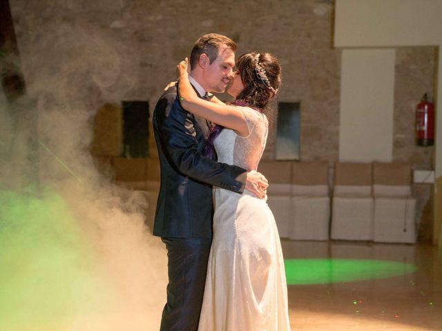 La boda de Marc y Meritxell en Sant Fost De Campsentelles, Barcelona 48