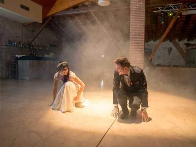 La boda de Marc y Meritxell en Sant Fost De Campsentelles, Barcelona 50