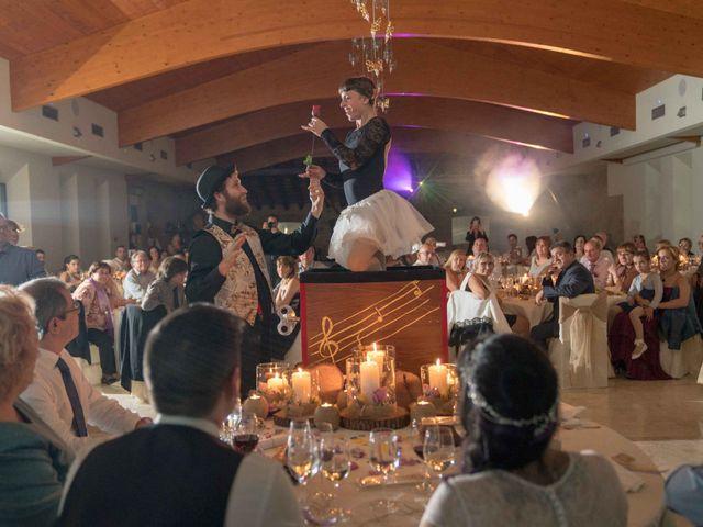 La boda de Marc y Meritxell en Sant Fost De Campsentelles, Barcelona 51