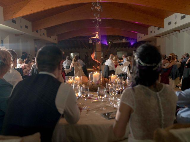 La boda de Marc y Meritxell en Sant Fost De Campsentelles, Barcelona 53