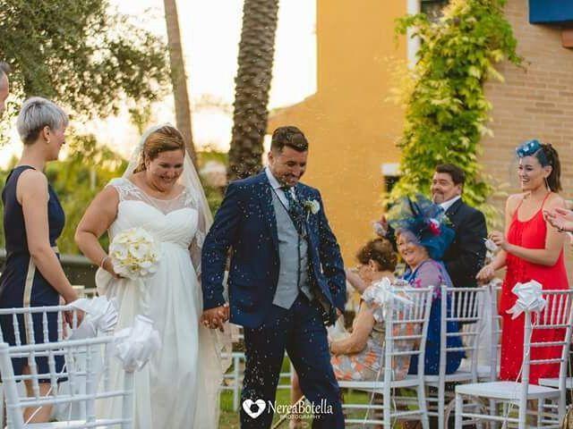 La boda de Eduardo y Cristina  en Ciudad Quesada, Alicante 2