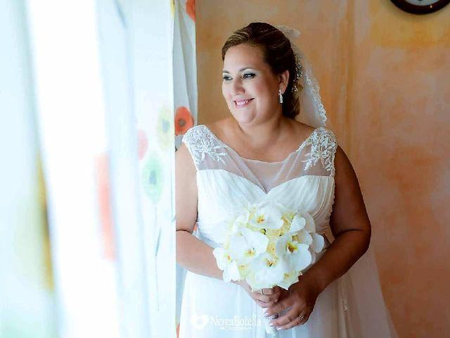 La boda de Eduardo y Cristina  en Ciudad Quesada, Alicante 1