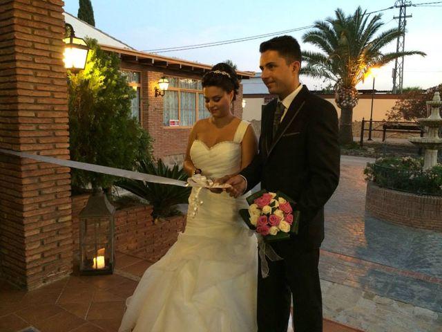 La boda de Andres y Rosa en Alora, Málaga 10