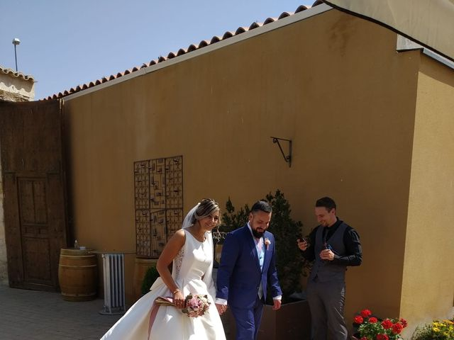La boda de Alvaro  y María  en Palencia, Palencia 8