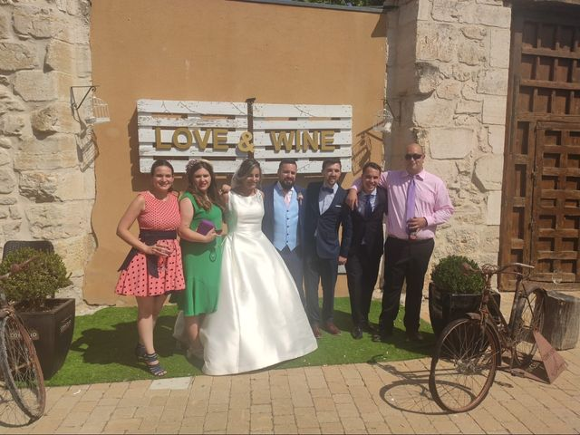 La boda de Alvaro  y María  en Palencia, Palencia 11