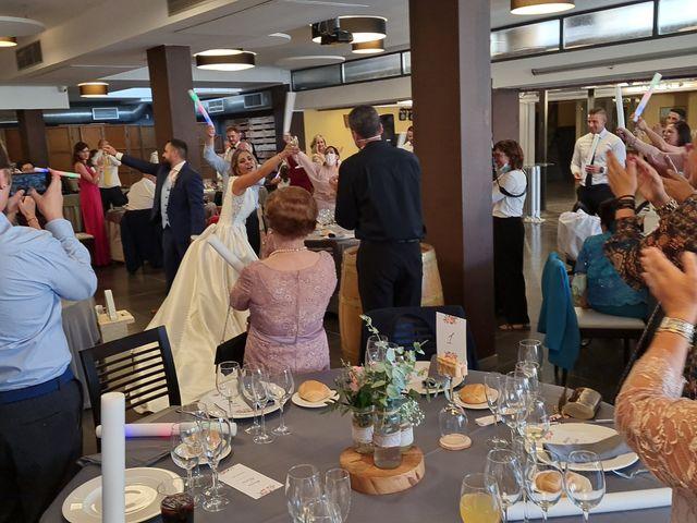 La boda de Alvaro  y María  en Palencia, Palencia 20