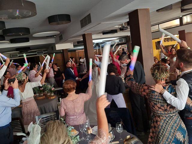 La boda de Alvaro  y María  en Palencia, Palencia 21