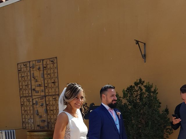 La boda de Alvaro  y María  en Palencia, Palencia 25