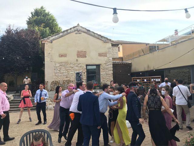 La boda de Alvaro  y María  en Palencia, Palencia 40