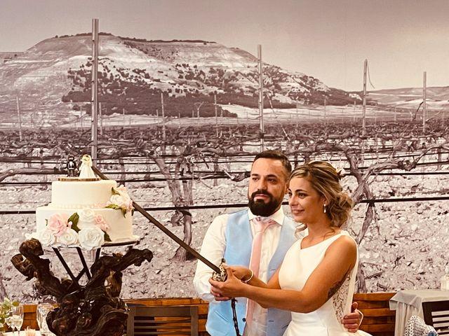 La boda de Alvaro  y María  en Palencia, Palencia 42