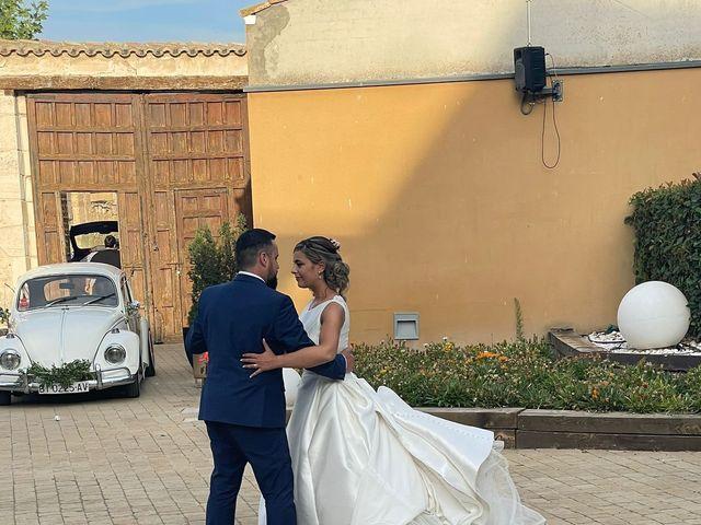 La boda de Alvaro  y María  en Palencia, Palencia 49
