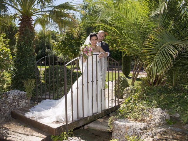 La boda de Vanesa y Carlos
