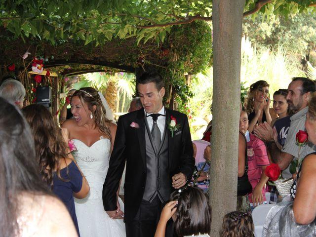 La boda de Ana y Toni en Sant Vicenç De Montalt, Barcelona 2