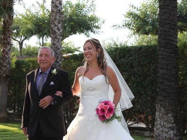 La boda de Ana y Toni en Sant Vicenç De Montalt, Barcelona 1