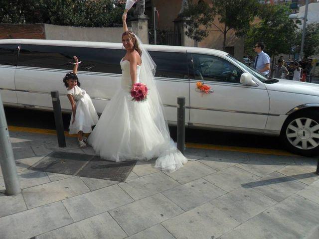 La boda de Ana y Toni en Sant Vicenç De Montalt, Barcelona 4