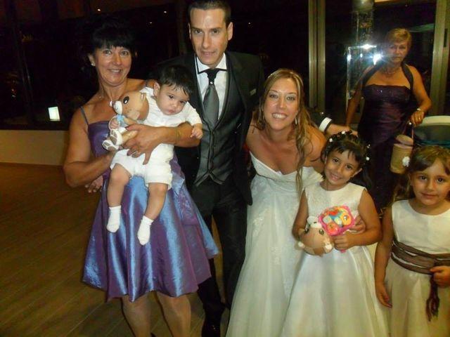 La boda de Ana y Toni en Sant Vicenç De Montalt, Barcelona 7