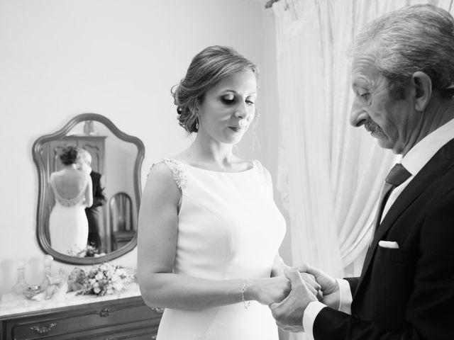 La boda de Alberto y Julia en La Solana, Albacete 9