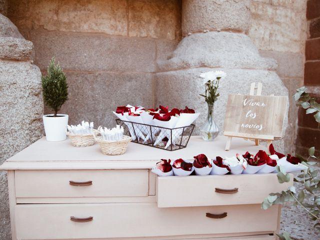 La boda de Alberto y Julia en La Solana, Albacete 10