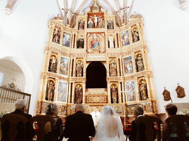 La boda de Alberto y Julia en La Solana, Albacete 13