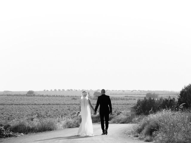 La boda de Alberto y Julia en La Solana, Albacete 14