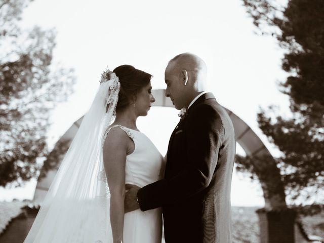 La boda de Alberto y Julia en La Solana, Albacete 15