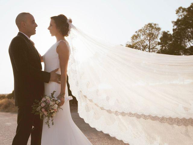 La boda de Alberto y Julia en La Solana, Albacete 1