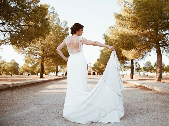 La boda de Alberto y Julia en La Solana, Albacete 17