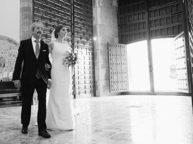 La boda de Alberto y Julia en La Solana, Albacete 12