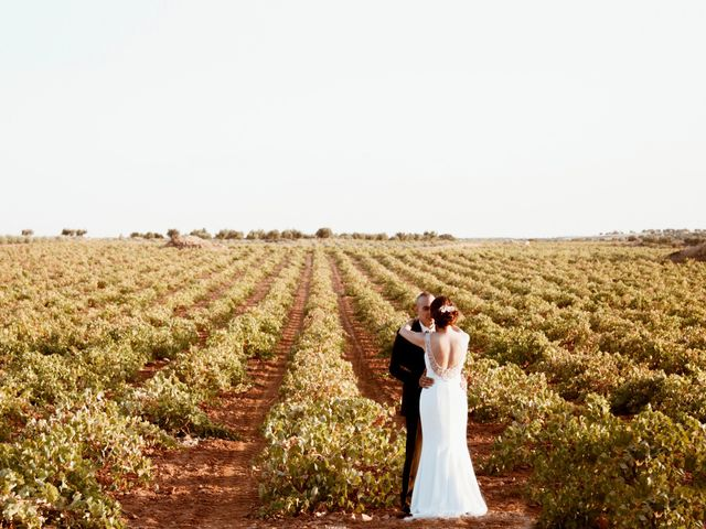 La boda de Alberto y Julia en La Solana, Albacete 18