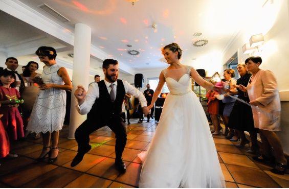 La boda de Iñigo  y Larraitz  en Donostia-San Sebastián, Guipúzcoa 5
