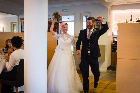 La boda de Iñigo  y Larraitz  en Donostia-San Sebastián, Guipúzcoa 15
