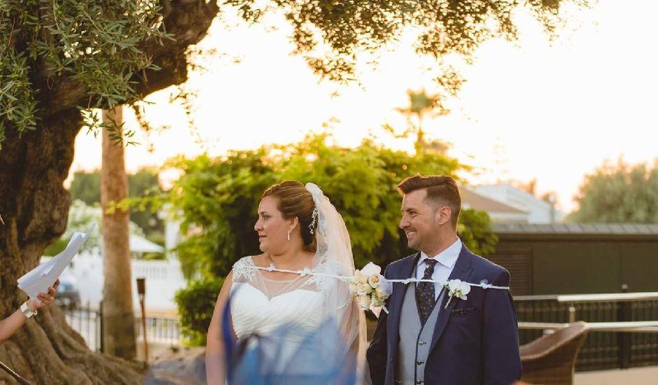 La boda de Eduardo y Cristina  en Ciudad Quesada, Alicante