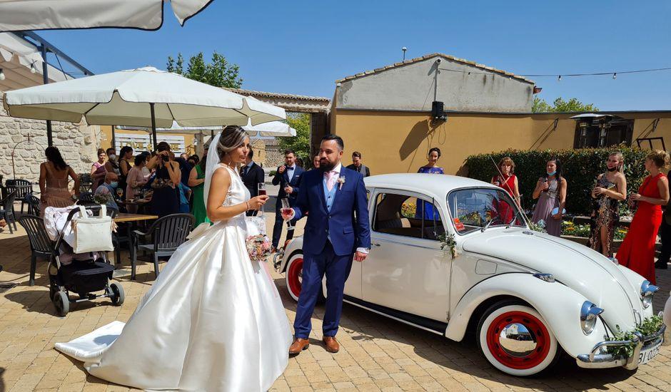 La boda de Alvaro  y María  en Palencia, Palencia