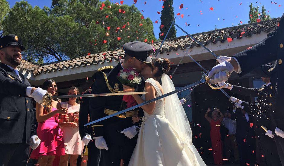 La boda de Marcos  y Tania  en Illescas, Toledo